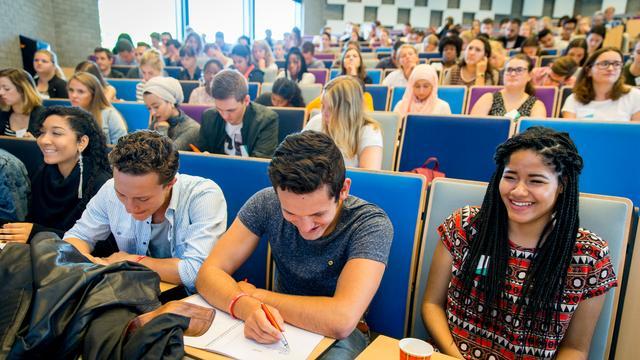 Eerste Kamer stemt in met halveren collegegeld eerste studiejaar