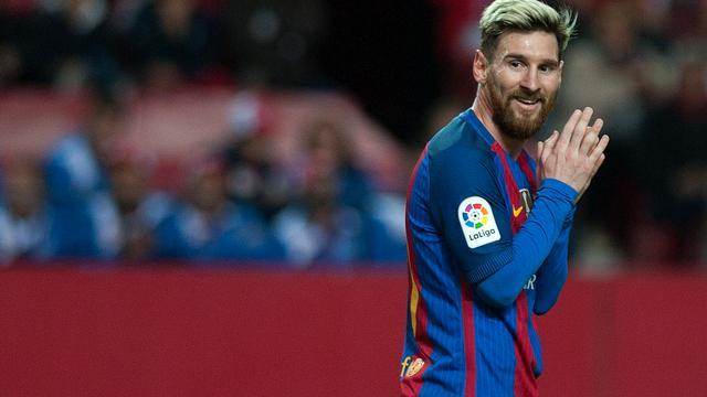 Spaanse voetbalbond weigert gele kaart Messi te seponeren