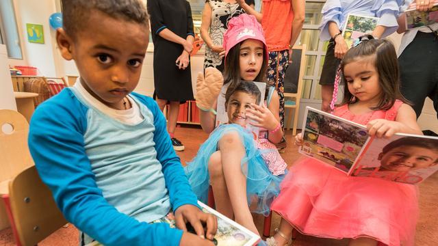 Situatie kinderen in azc's voldoet niet aan normen kinderrechtenverdrag VN