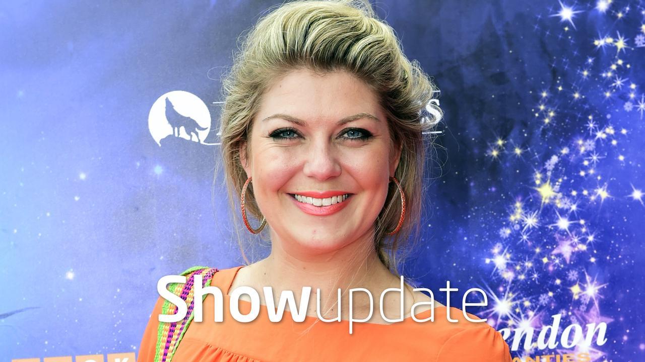 Show Update: Pauline Wingelaar pronkt met babybuik