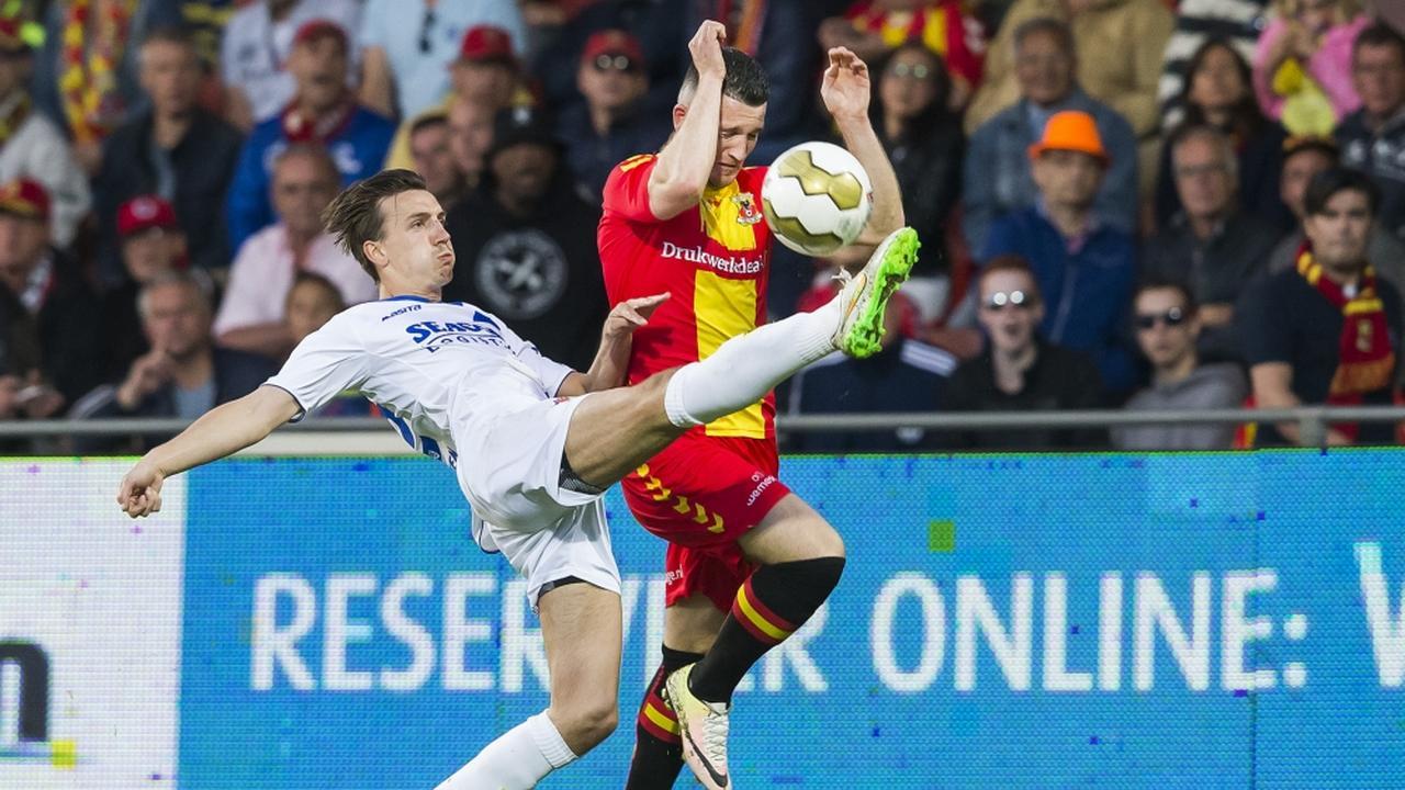 Bekijk de samenvatting van Go Ahead Eagles-VVV