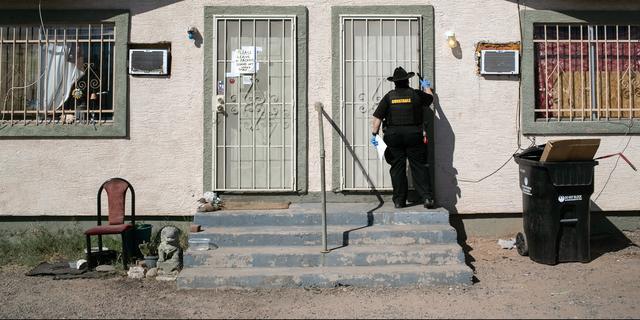 Miljoenen Amerikanen kunnen uit huis worden gezet door verlopen verbod