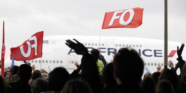 'Fransen sleuren KLM mee in ondergang'