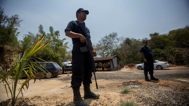 Leden Mexicaans drugskartel ontvoerd bij toeristenoord