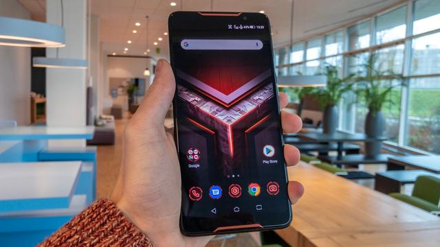 Review: ASUS ROG Phone is een overdreven smartphone voor gamers