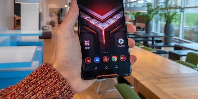 Review: ASUS ROG Phone is een overdreven smartphone voor gamers