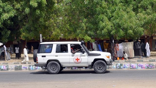 Medewerker Internationale Rode Kruis vermoord in Nigeria