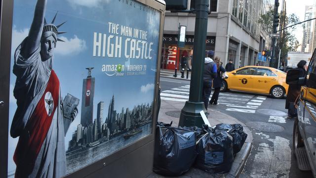 Man in the High Castle krijgt tweede seizoen