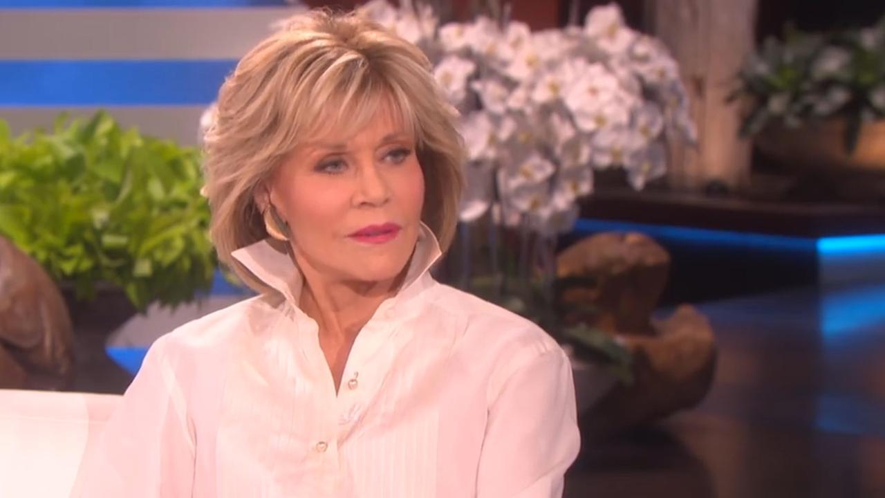 Jane Fonda had nooit gedacht 80 te worden