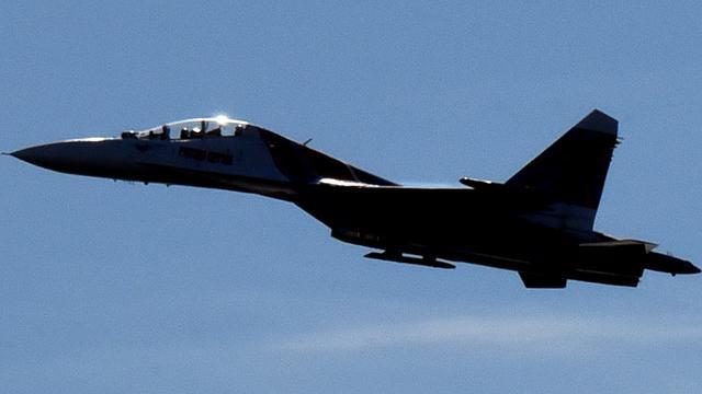 Russische straaljager neergestort bij Moskou