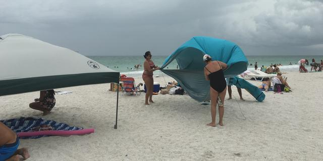 Gouverneur Florida roept noodtoestand uit vanwege storm Colin