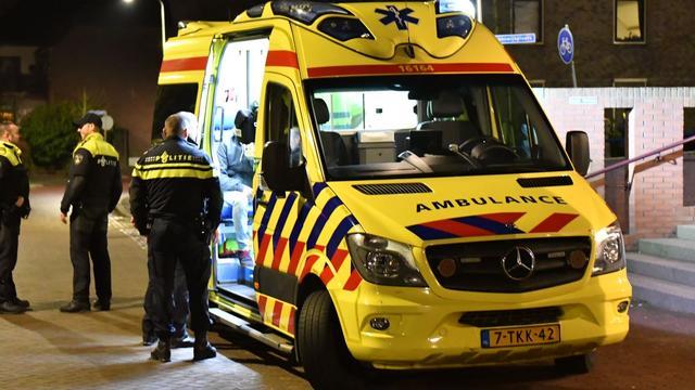 Flinke schade na botsing op kruispunt Leyweg in Den Haag