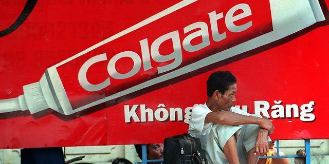 Meer omzet voor tandpastaproducent Colgate-Palmolive