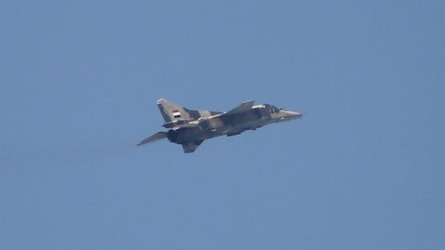 Syrisch gevechtsvliegtuig stort neer bij Turks-Syrische grens