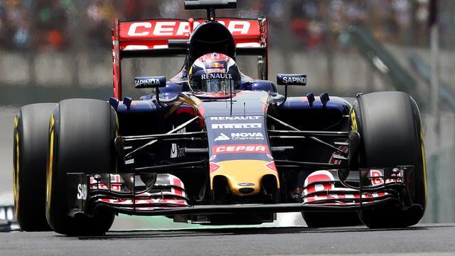 Toro Rosso kan volgend jaar beschikken over klantenmotor van Ferrari