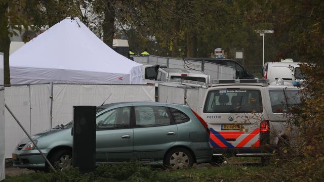 Grote inval in Brabants woonwagenkamp, mogelijk explosief verwijderd