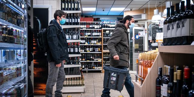 Supermarkten verwachten geen stormloop op Koningsdag, veel slijters dicht