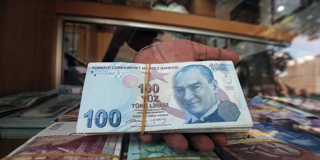 Turkse lira stijgt in waarde vooruitlopend op rentebesluit centrale bank