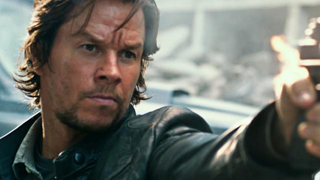 Mark Wahlberg werd gepest met kapsel Transformers-personage