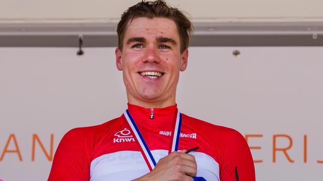 Nederlands kampioen Fabio Jakobsen. (Foto: Pro Shots)