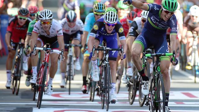 Keukeleire zorgt voor vierde Belgische ritzege in Vuelta