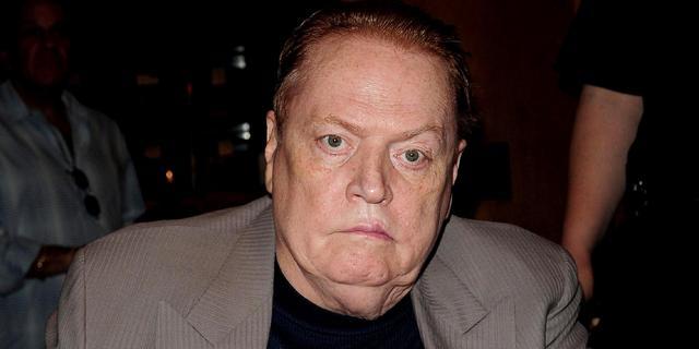 Porno-uitgever en Hustler-oprichter Larry Flynt op 78-jarige leeftijd overleden
