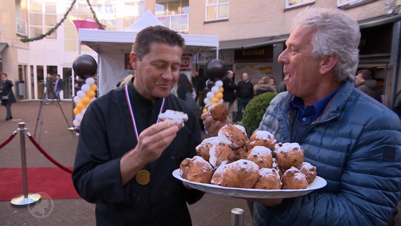 Bakker Voskamp uit Spijkenisse bakt weer de beste oliebol