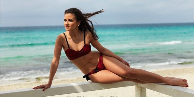 Slimme bikini waarschuwt voor te lang in de zon zitten