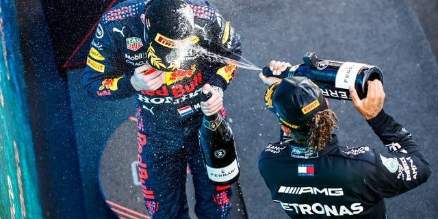 Mercedes-baas Wolff: 'Verstappen niet de enige potentiële opvolger Hamilton'