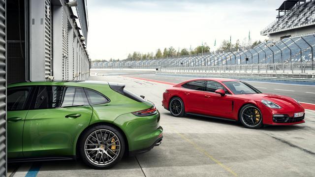 Porsche komt met GTS-versie van Panamera