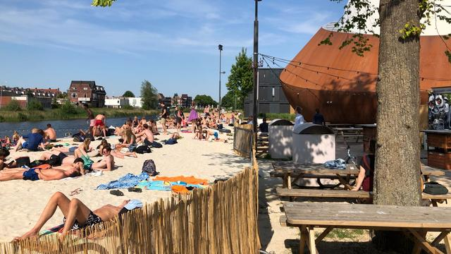Overzicht van stadsstranden als alternatief voor de Nederlandse kust