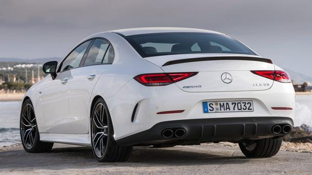 Prijs top-uitvoering Mercedes-Benz CLS bekendgemaakt