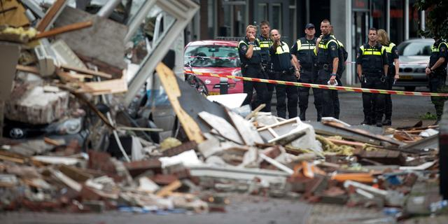 'Onacceptabel dat huizen Alphen niet preventief ontruimd waren'