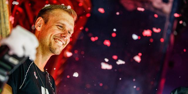 De ADE-agenda van Armin van Buuren: 'Probeer agenda open te houden'