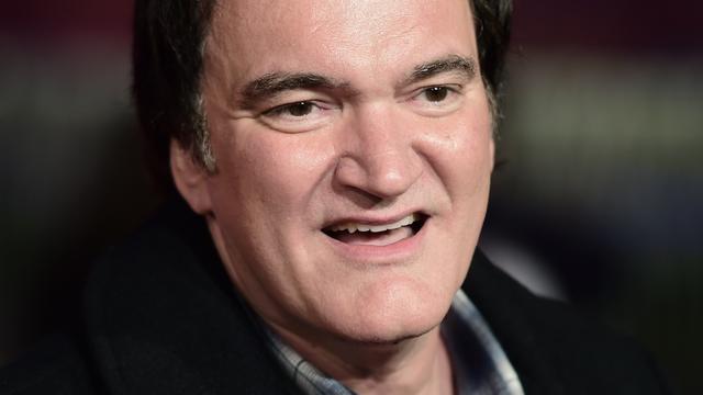 'Quentin Tarantino en J.J. Abrams werken aan Star Trek-film'