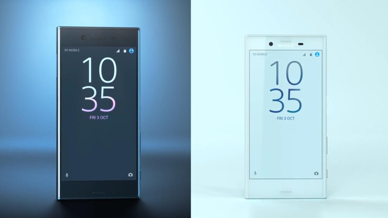 Sony lanceert nieuwe telefoons in Xperia X-serie