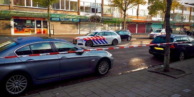Verdacht pakket nabij neergeschoten man in Amsterdam blijkt explosief