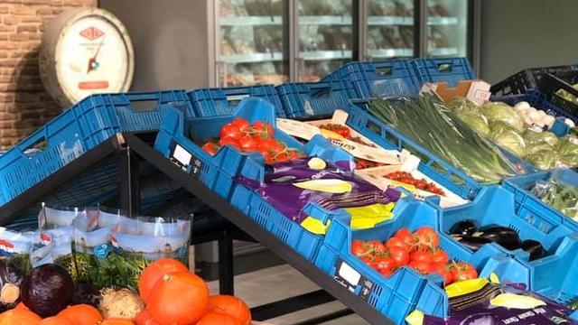 Kopen bij de boer populair: 'De supermarkt voelt nu onveilig'