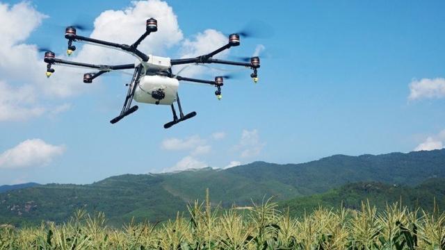 Hacker kan besturing drones van afstand overnemen