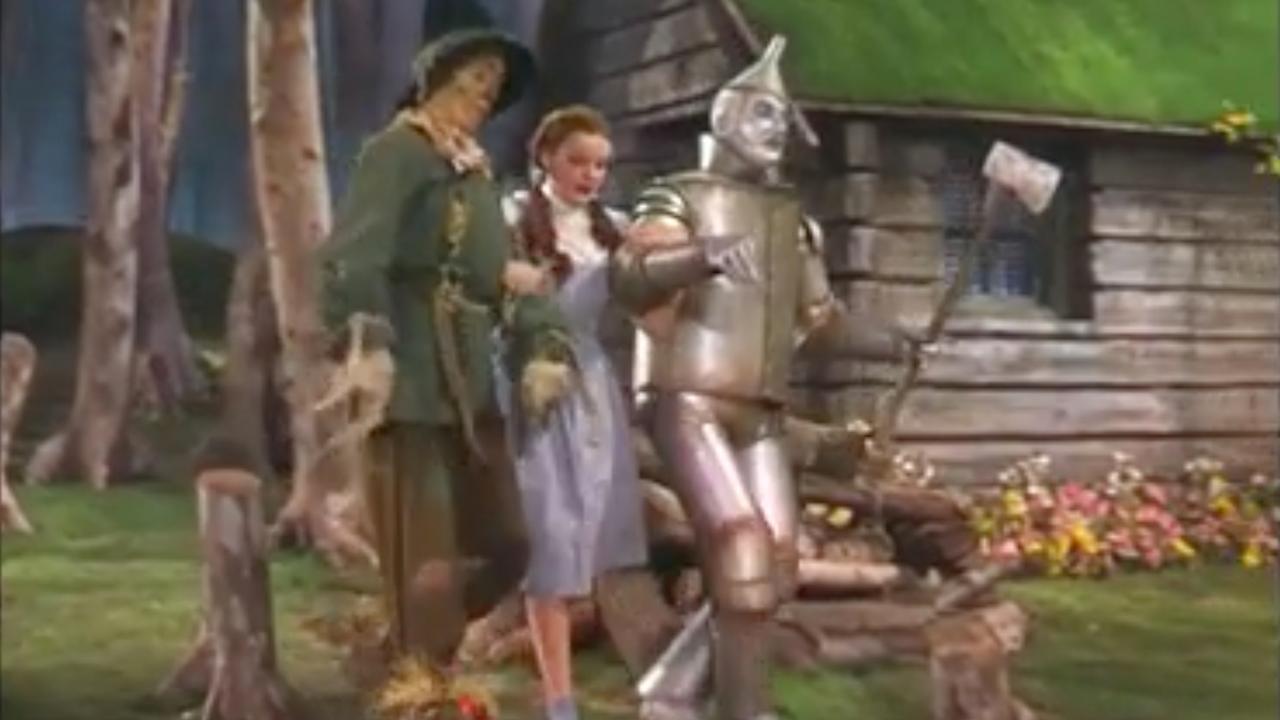 Bekijk hier de trailer van The Wizard of Oz