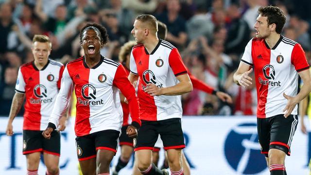 Reacties na belangrijke zege Feyenoord op concurrent AZ