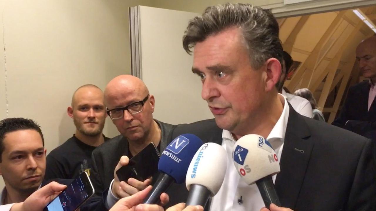 Roemer na spoedbijeenkomst: 'Gesprekken blijven vertrouwelijk'