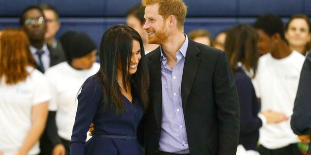 Prins Harry en Meghan Markle brengen eerste aflevering van podcast uit