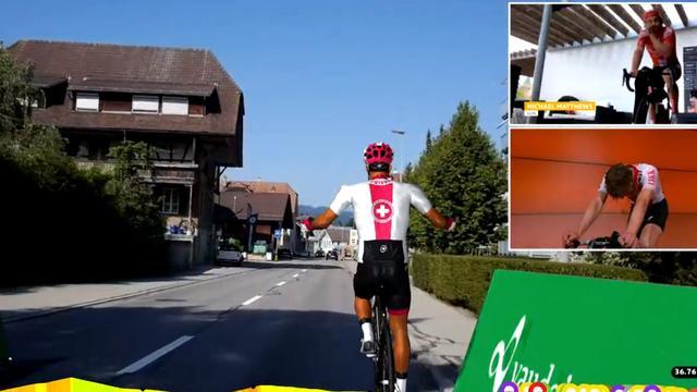 Küng troeft Matthews af en boekt tweede ritzege in Digital Swiss 5