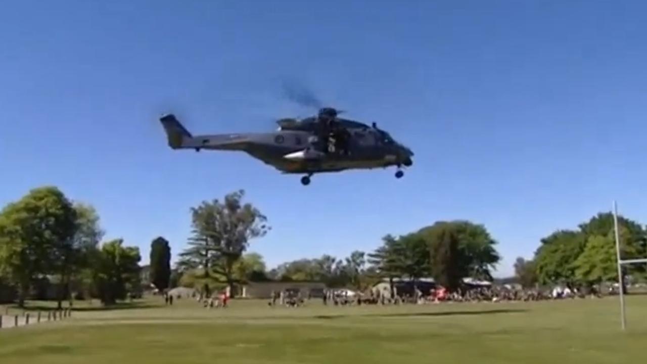 Nieuw-Zeeland start evacuatie ingesloten toeristen