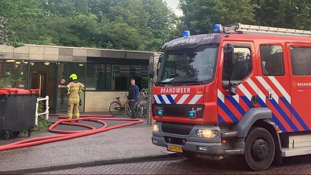 Man (51) verdacht van aansteken brand in Alkmaarse parkeergarage