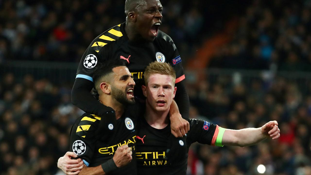 Samenvatting Real Madrid-Manchester City (1-2)
