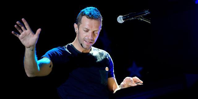 Coldplay gaat in zee met The Ocean Cleanup