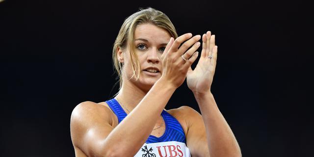 Schippers vierde op 200 meter bij Diamond League in Eugene