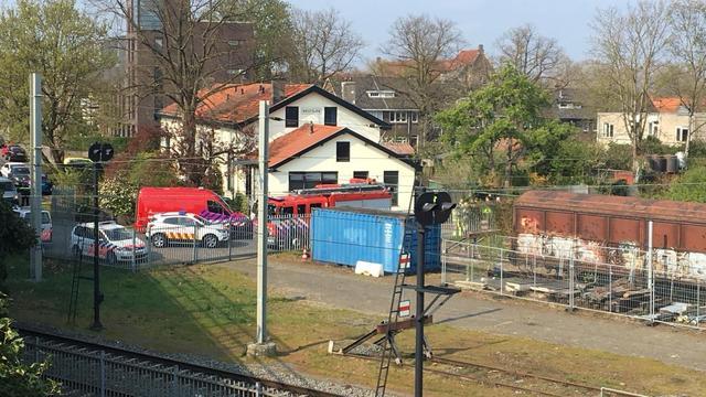 Dode door ontploffing in trein op rangeerterrein bij station Nijmegen